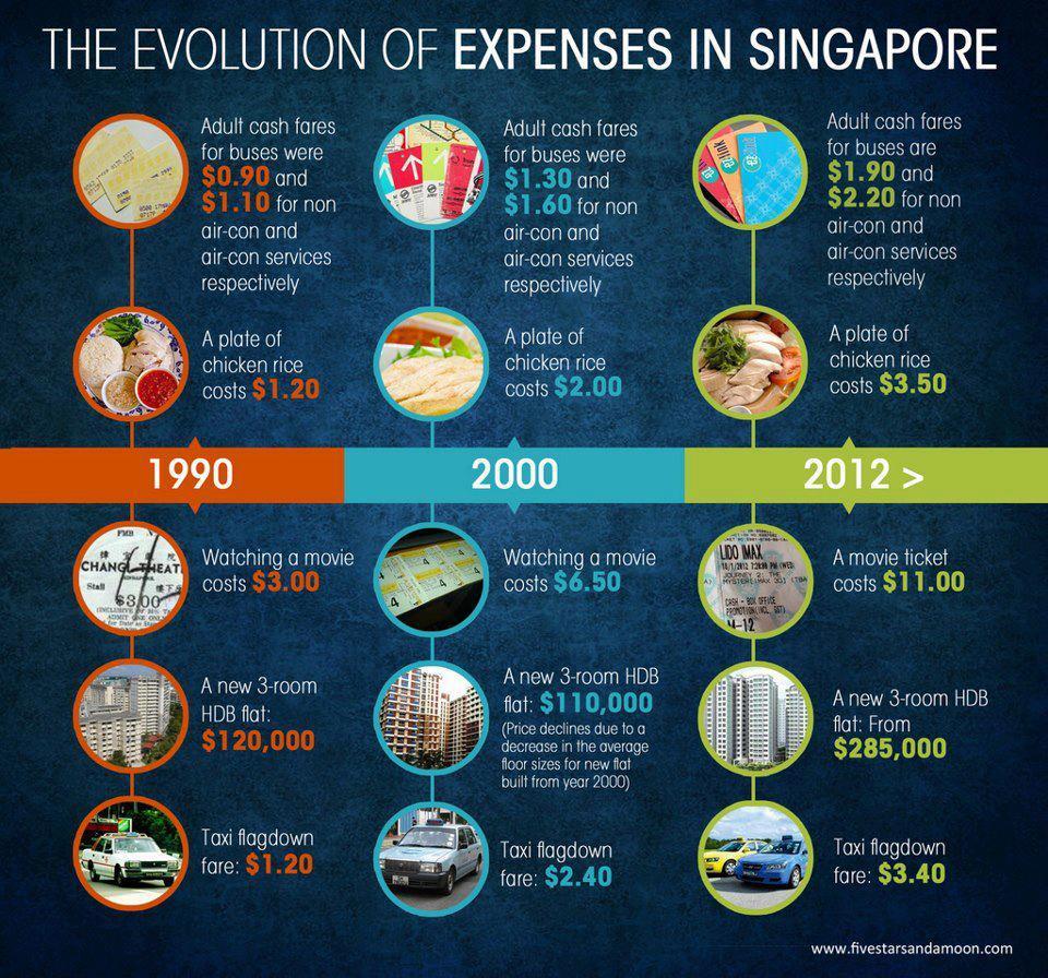 Elements of economics singapore inflation